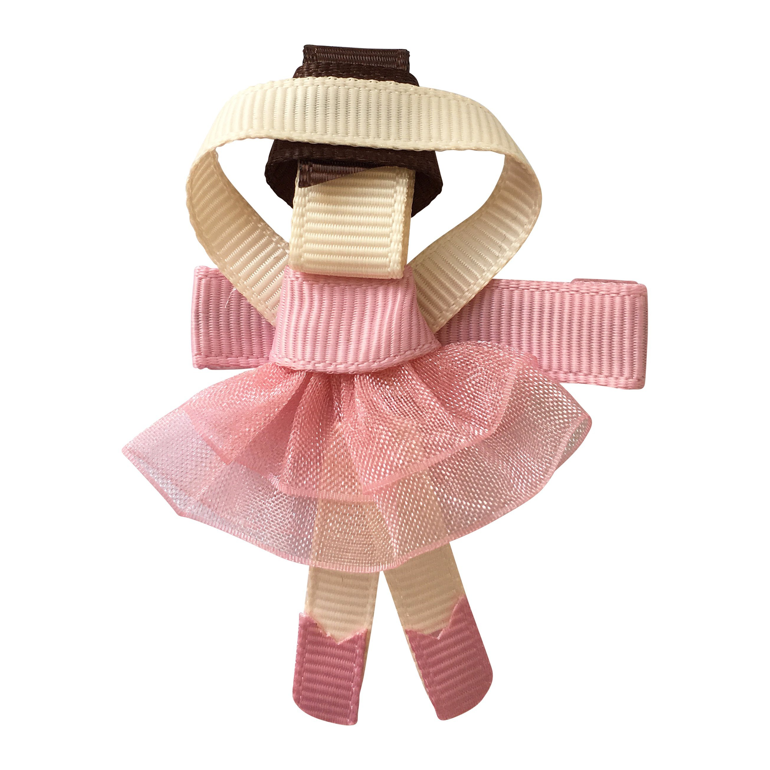 Image of Milledeux Ballerina - alligator clip - Quartz