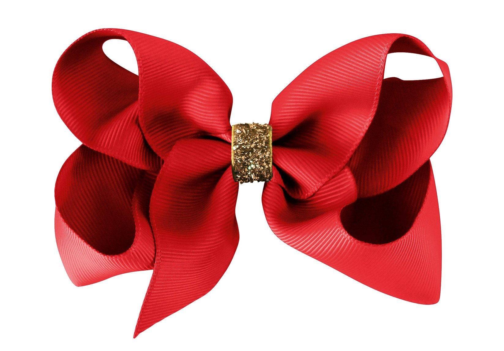 Large Boutique Bow – Alligator Clip