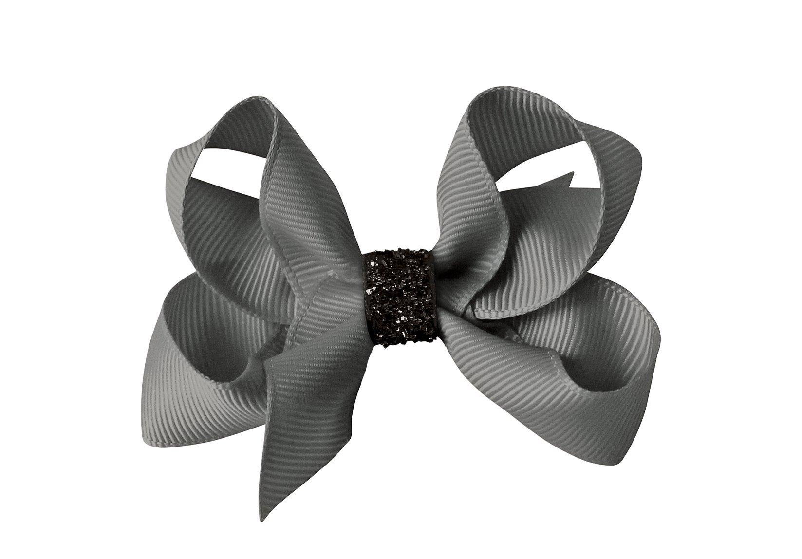 Medium Boutique Bow – Alligator Clip