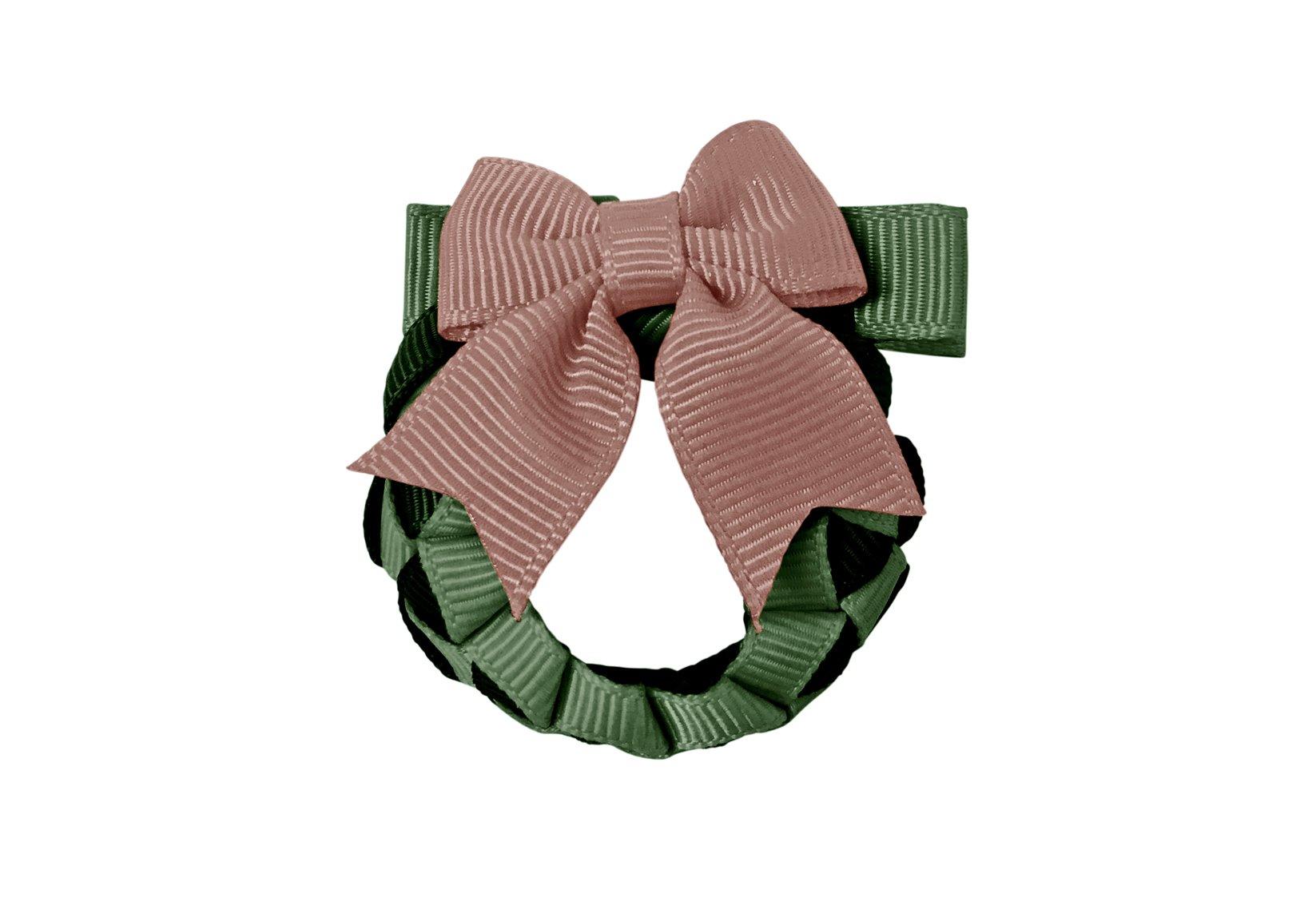 Christmas Wreath – Alligator Clip