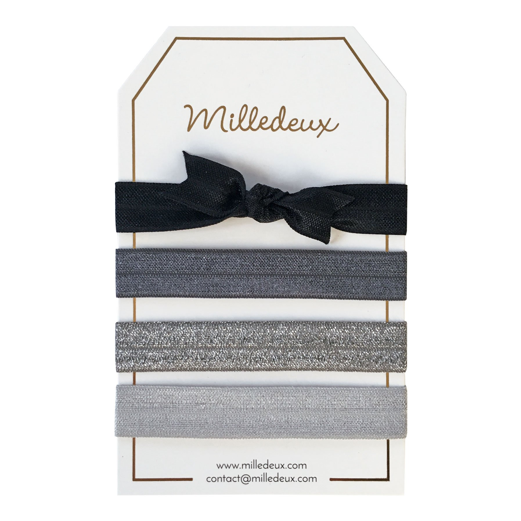 Image of   4 Milledeux Hairties - Color combi 1