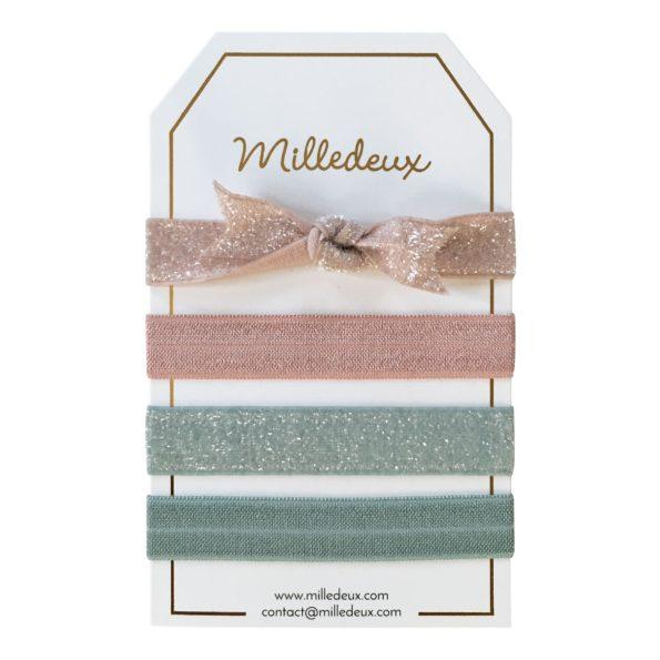 4 Milledeux Hairties – Color combi 10