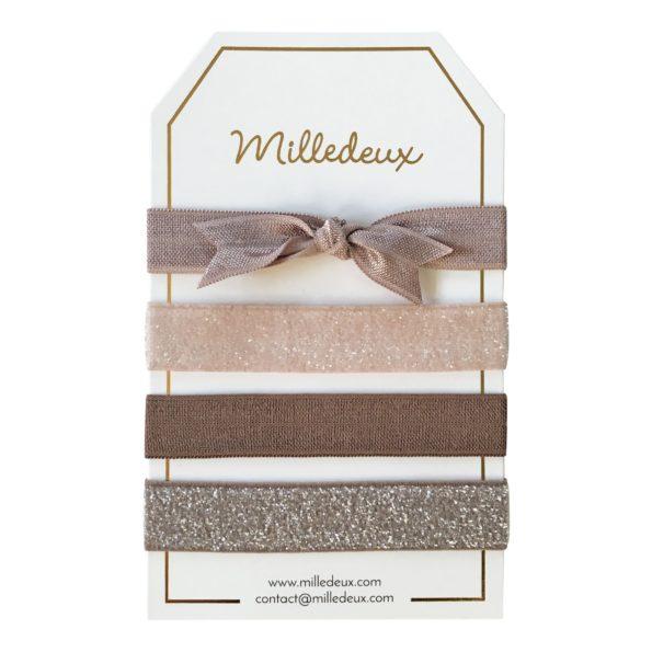 4 Milledeux Hairties – Color combi 11