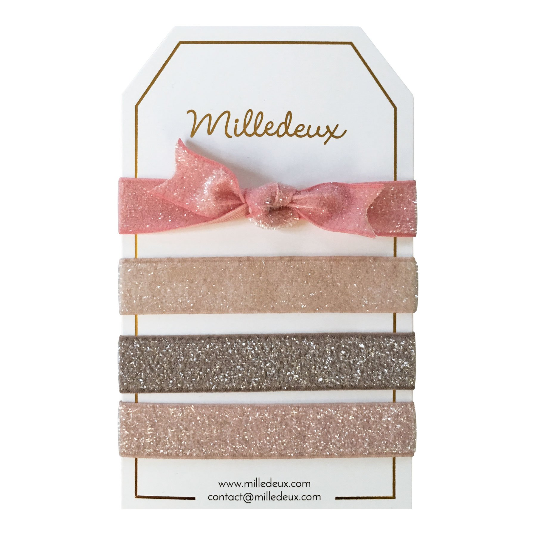 Image of   4 Milledeux Hairties - Color combi 5