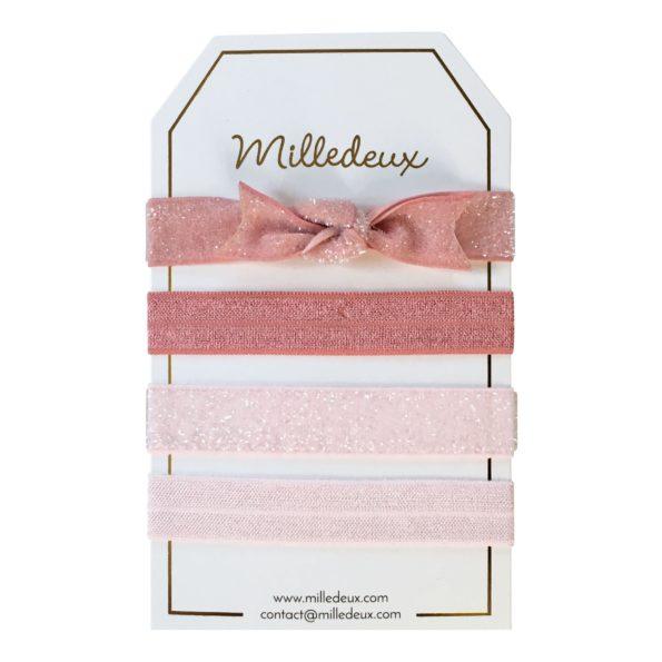 4 Milledeux Hairties – Color combi 6