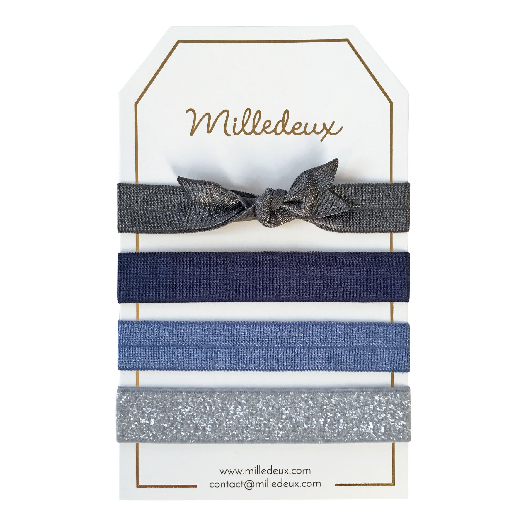 Image of   4 Milledeux Hairties - Color combi 9