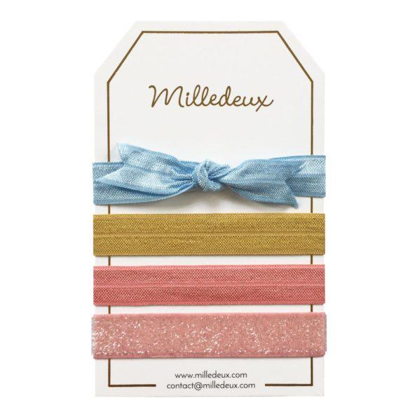 4 Milledeux Hairties – Color combi 13