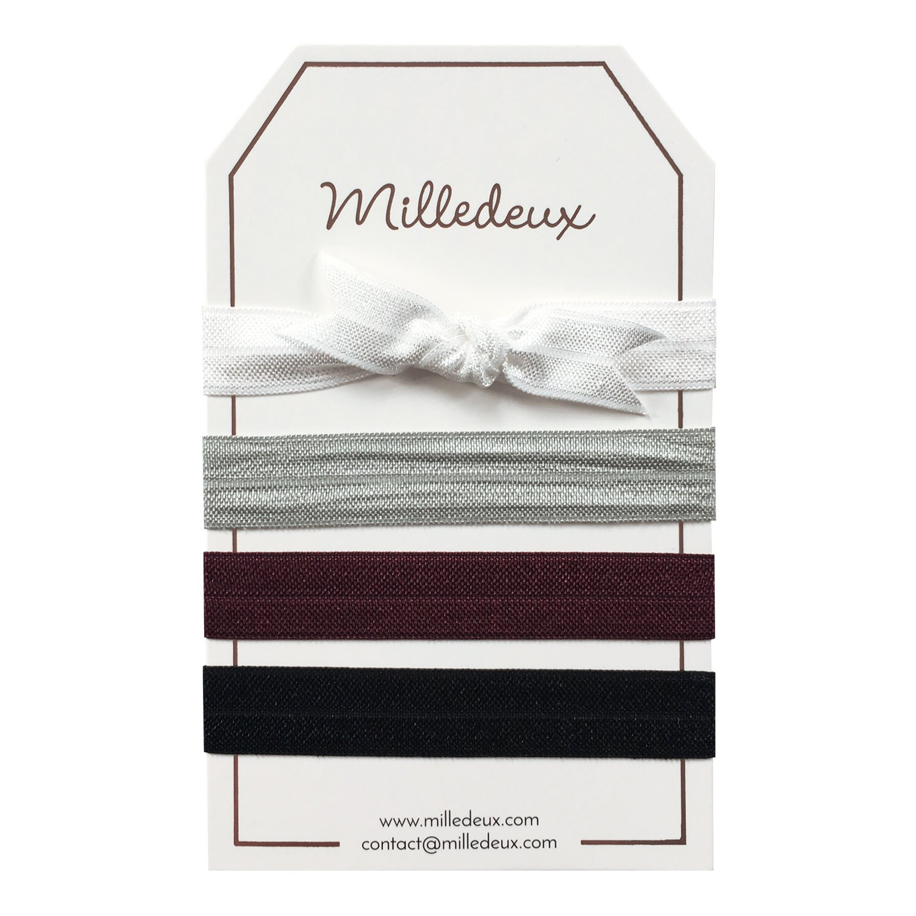 Image of   4 Milledeux Hairties - Color combi 15
