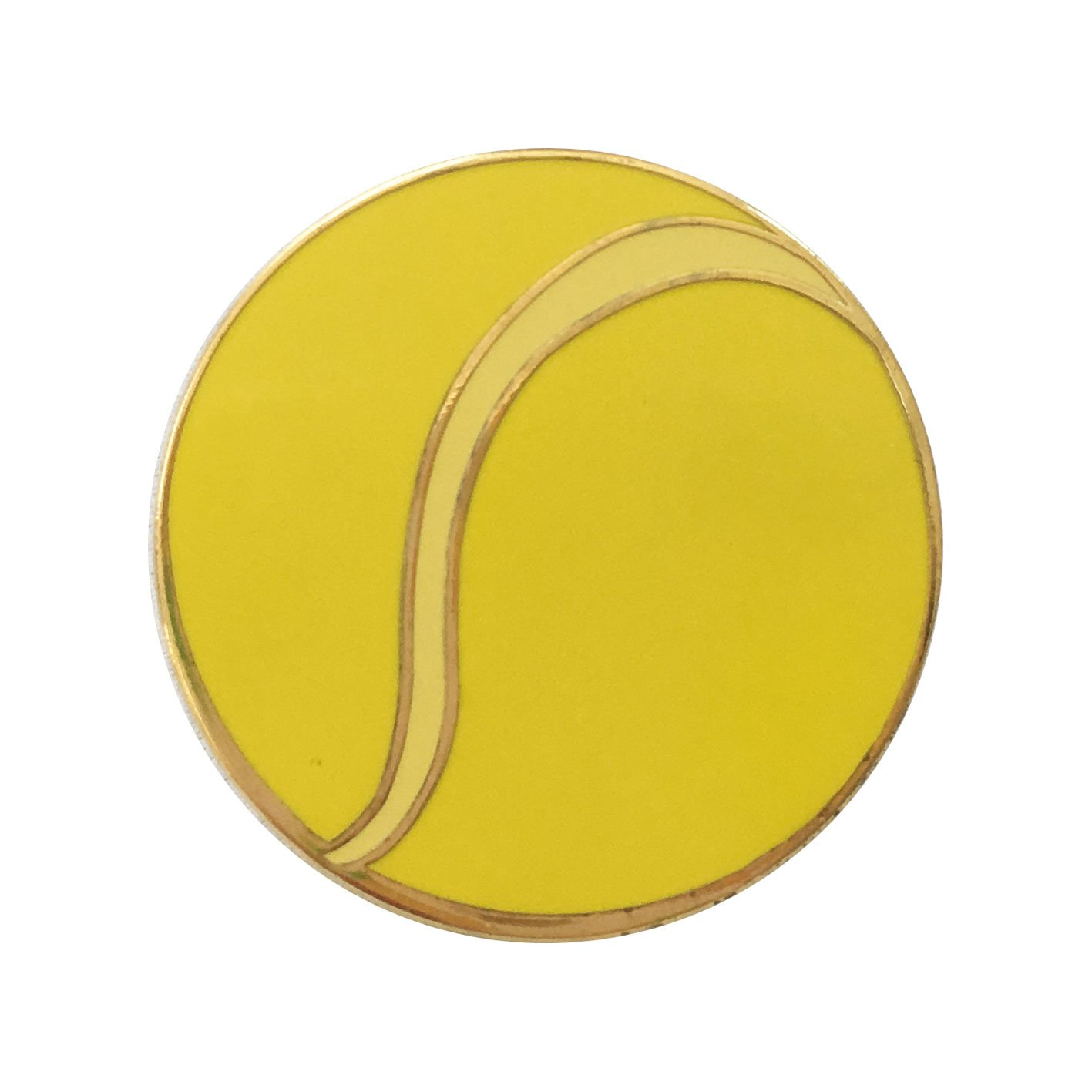 Image of   Tennis pin badge