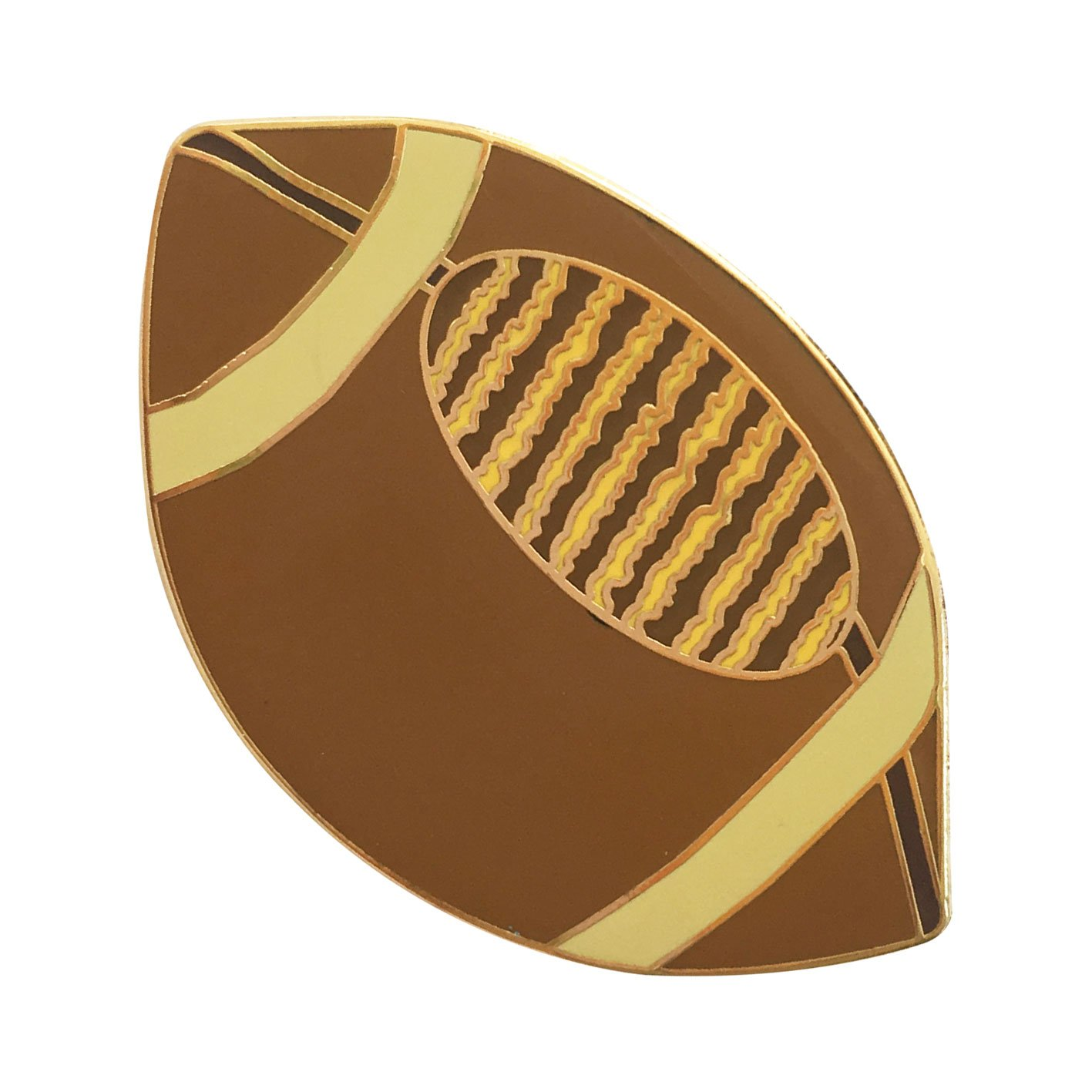 Image of   American Football pin badge