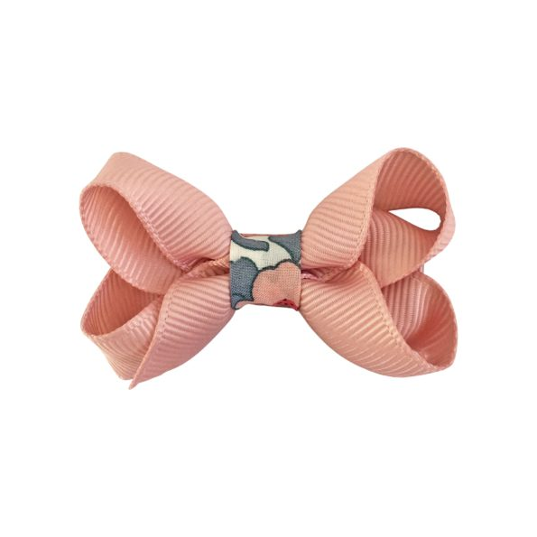 Small boutique w. Liberty middle – alligator clip – Liberty Betsy P / Sweet nectar