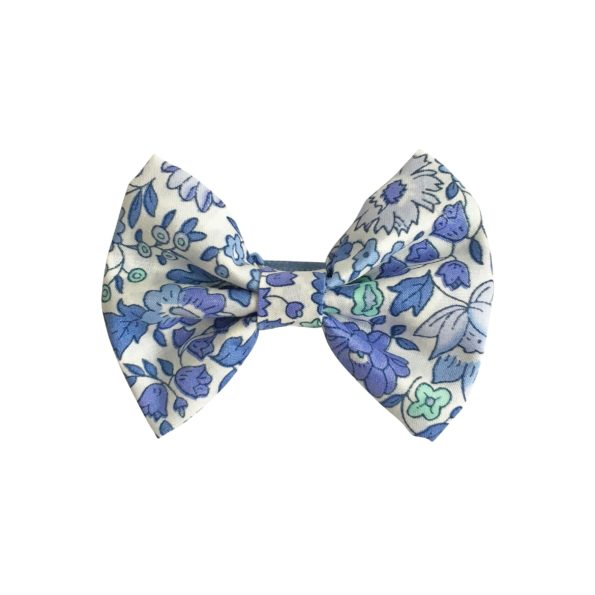 Small bowtie bow – alligator clip – Liberty D'anjo D