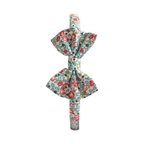 Small bowtie – hairband – Liberty Eloise B