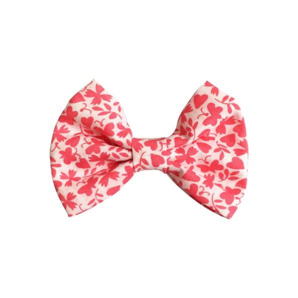 Small bowtie bow – alligator clip – Liberty Gracey C