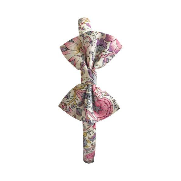 Small bowtie – hairband – Liberty Lodden F