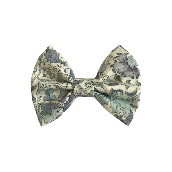Small bowtie bow – alligator clip – Liberty Lodden H