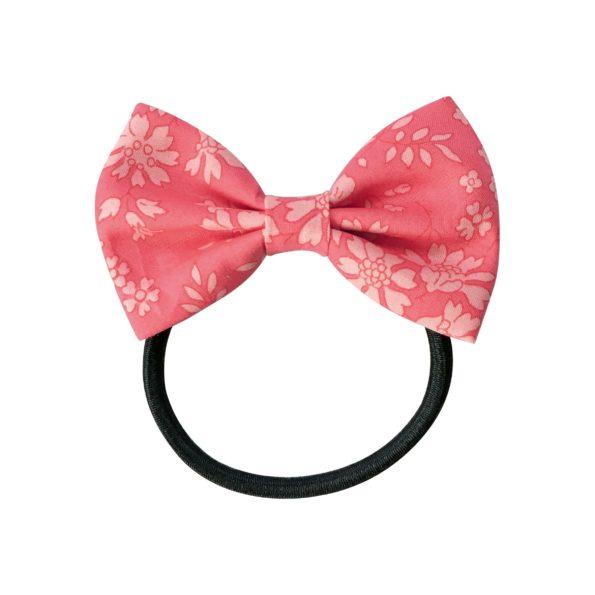 Small bowtie bow – elastic band – Liberty Capel A
