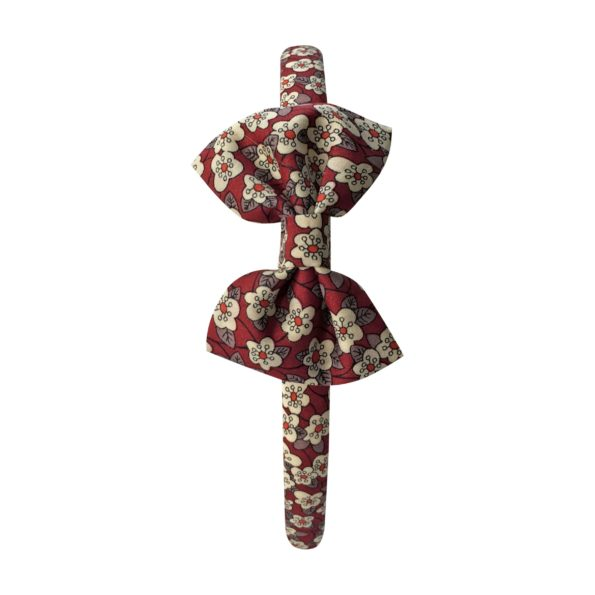 Small bowtie – hairband – Liberty Ffion C