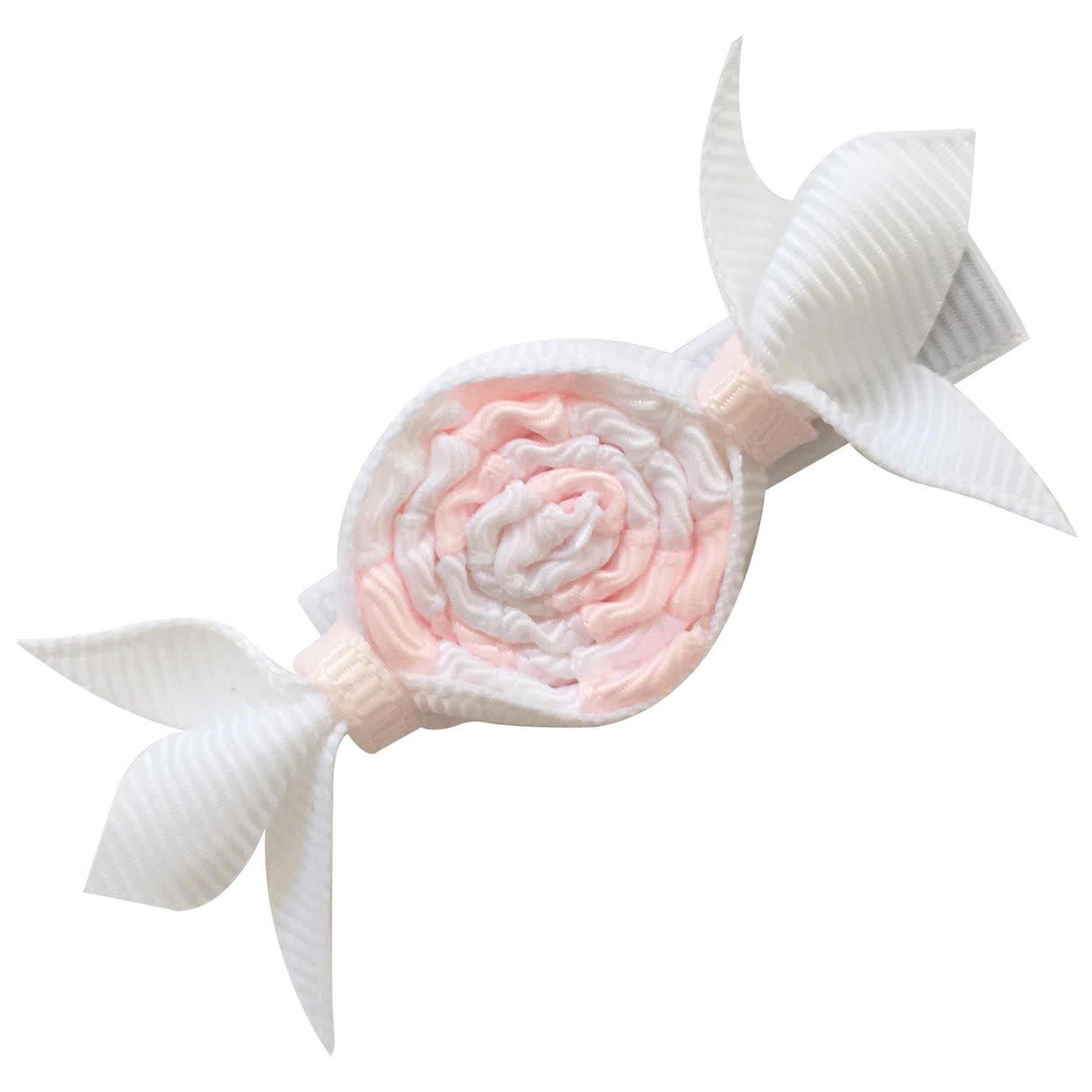 Image of Milledeux® Bonbon - alligator clip - powder pink