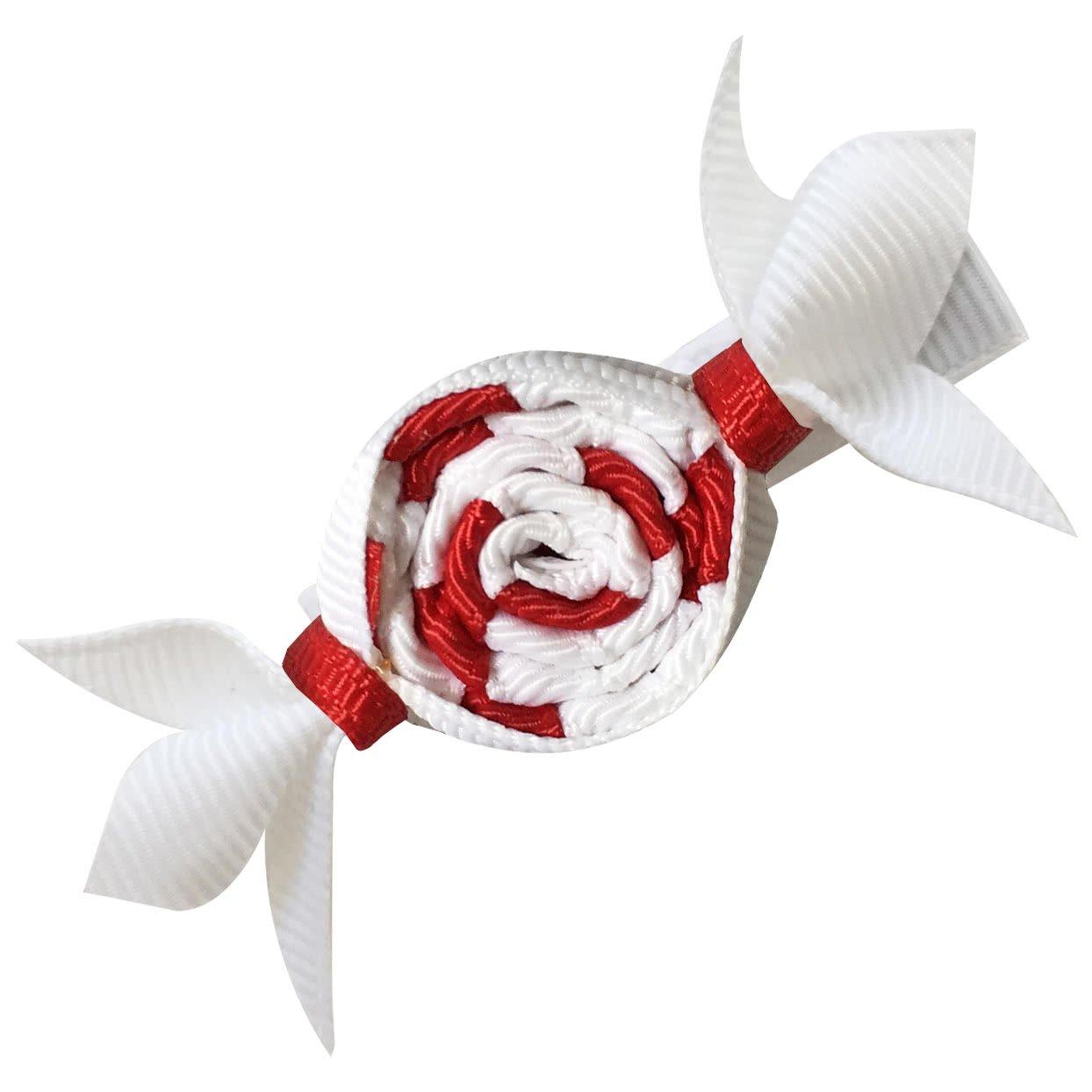 Image of Milledeux® Bonbon - alligator clip - scarlet