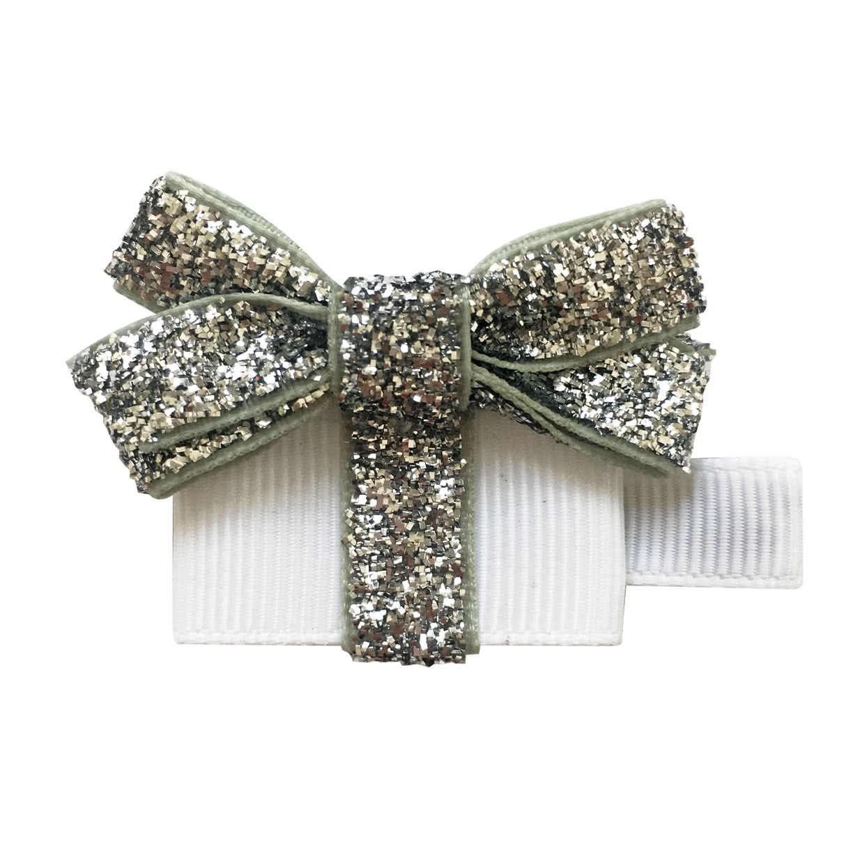 Image of Milledeux® Christmas gift - white / silver