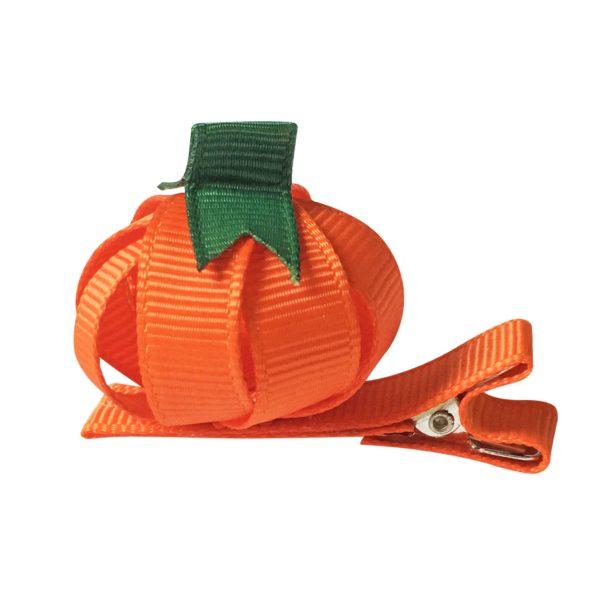 Milledeux® Pumpkin – alligator clip