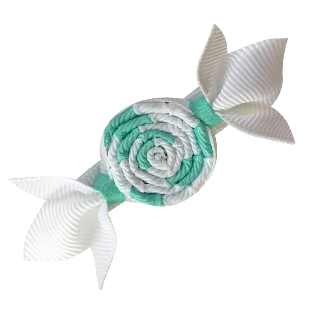 Image of Milledeux® Bonbon - alligator clip - aqua