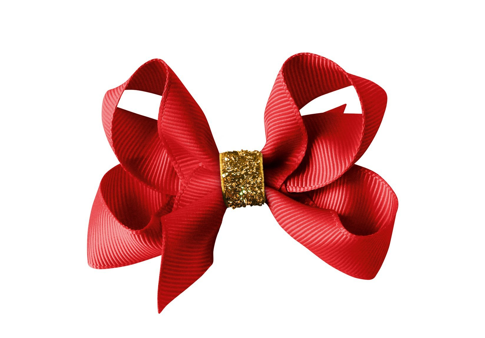Medium Boutique Bow – Alligator Clip