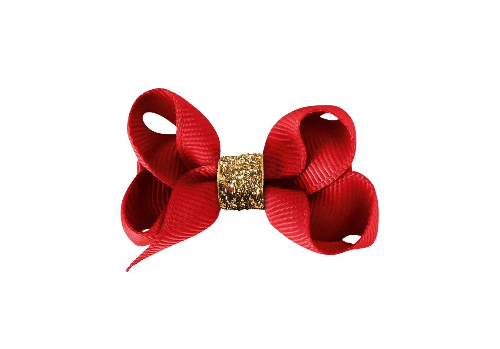 Small Boutique Bow – Alligator Clip