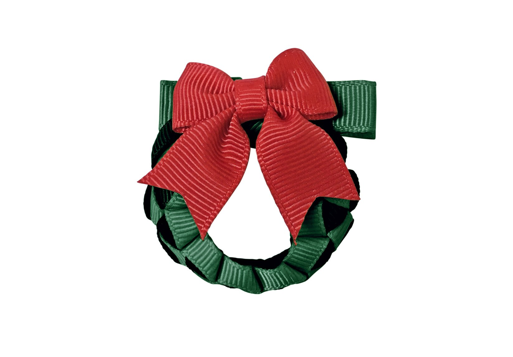 Christmas Wreath – Alligator Clip