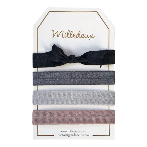 4 Milledeux Hairties – Color combi 2