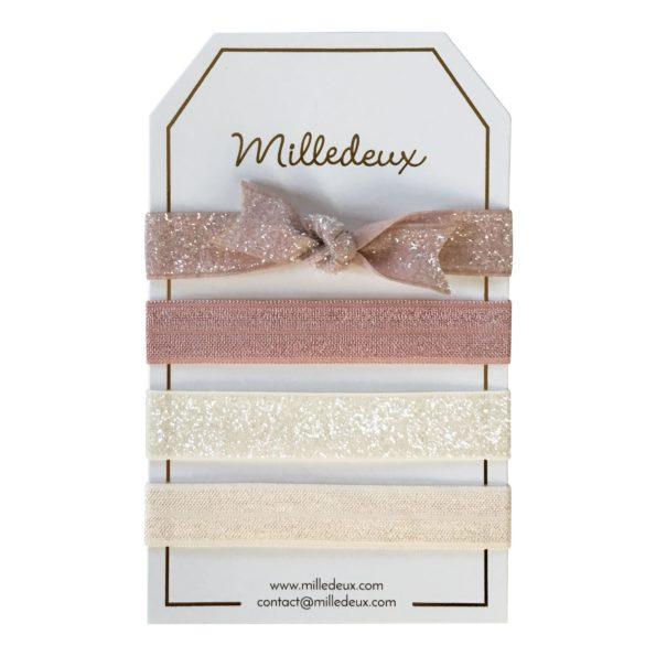 4 Milledeux Hairties – Color combi 3