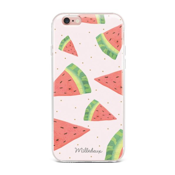 Milledeux Phone Cover – Watermelon Pattern – Colored