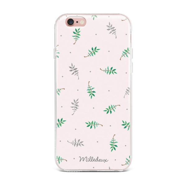 Milledeux Phone Cover – Glitter Pattern – Large Colored