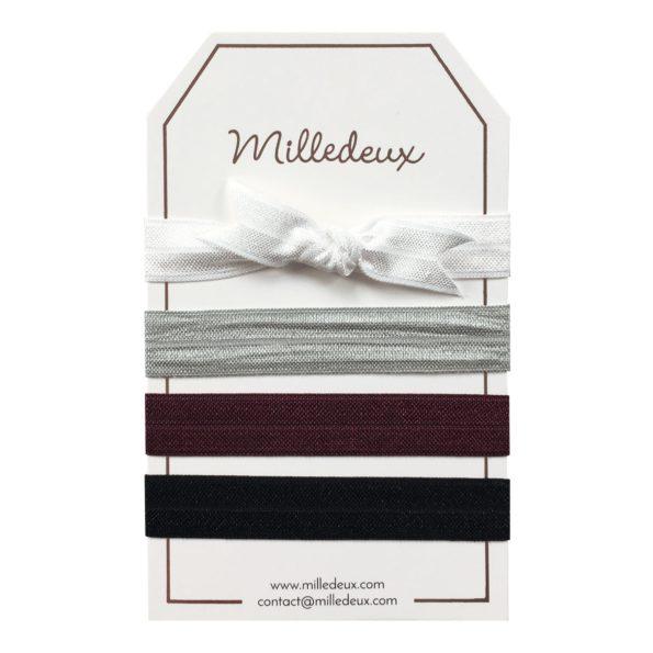4 Milledeux Hairties – Color combi 15