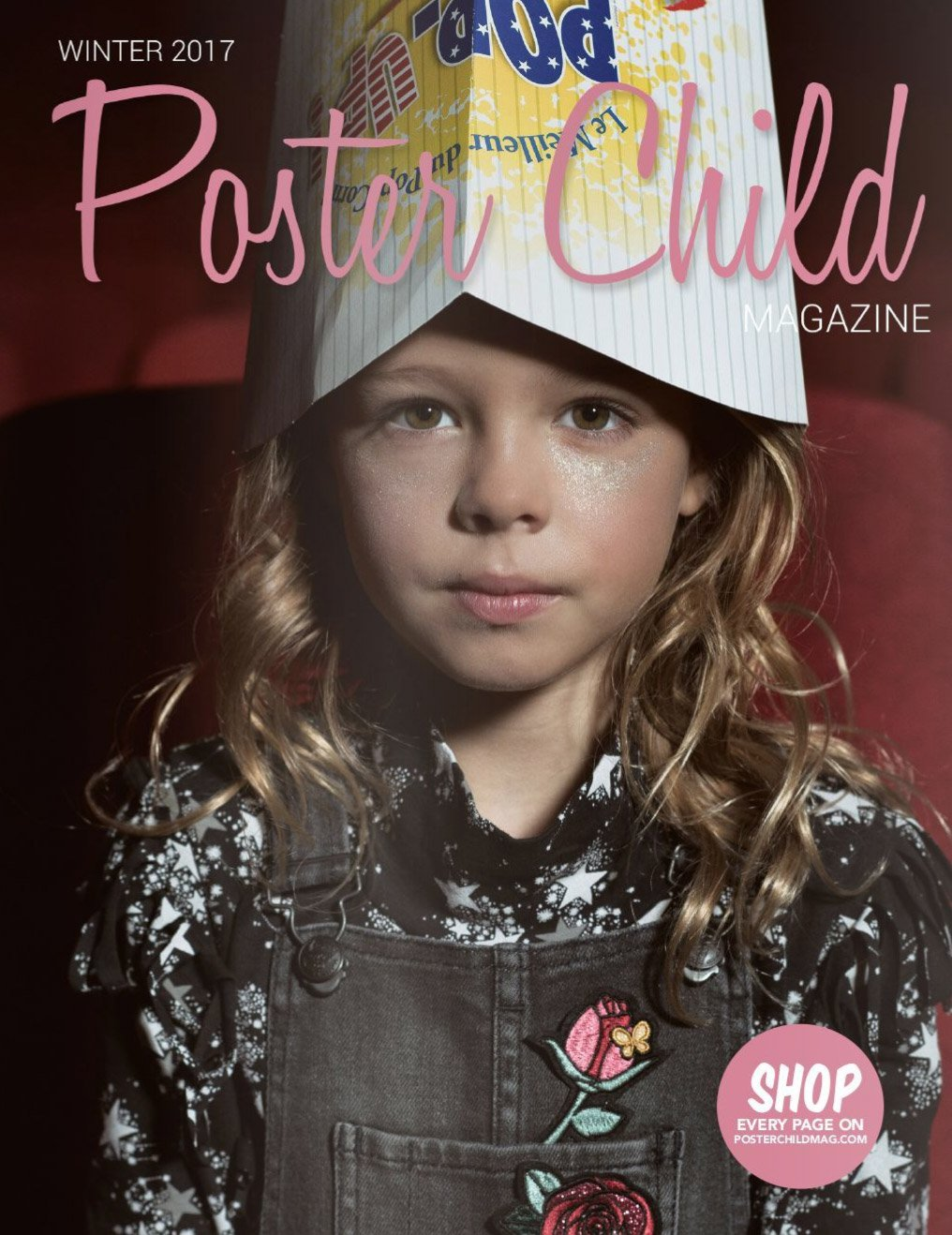 Poster Child Magazine - Winter 2017