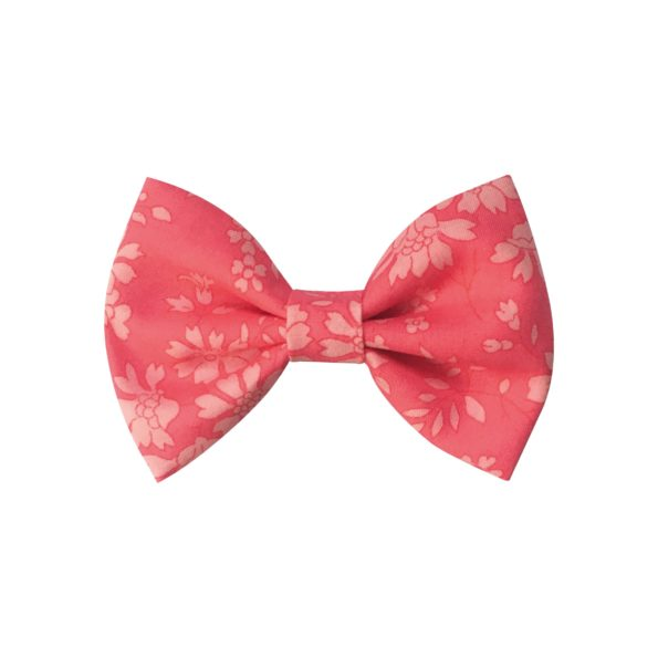 Small bowtie bow – alligator clip – Liberty Capel A