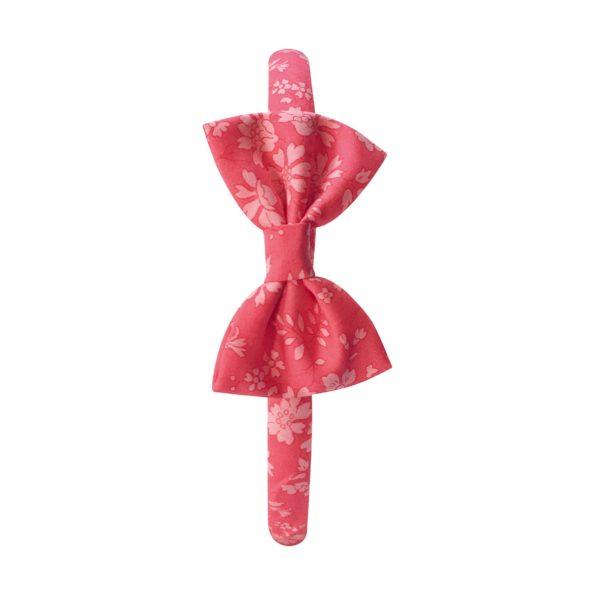 Small bowtie – hairband – Liberty Capel A