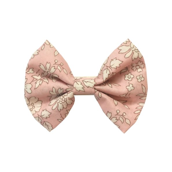 Small bowtie bow – alligator clip – Liberty Capel S