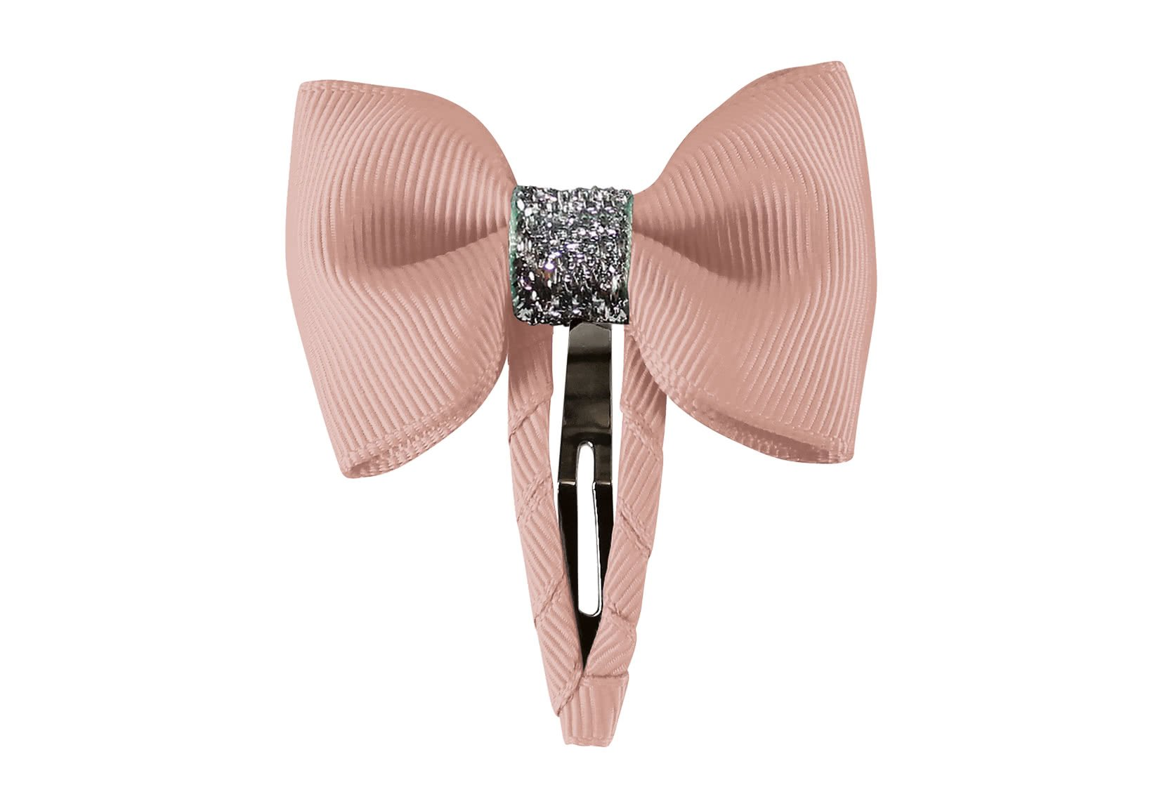 Small Bowtie Bow – Snap Clip