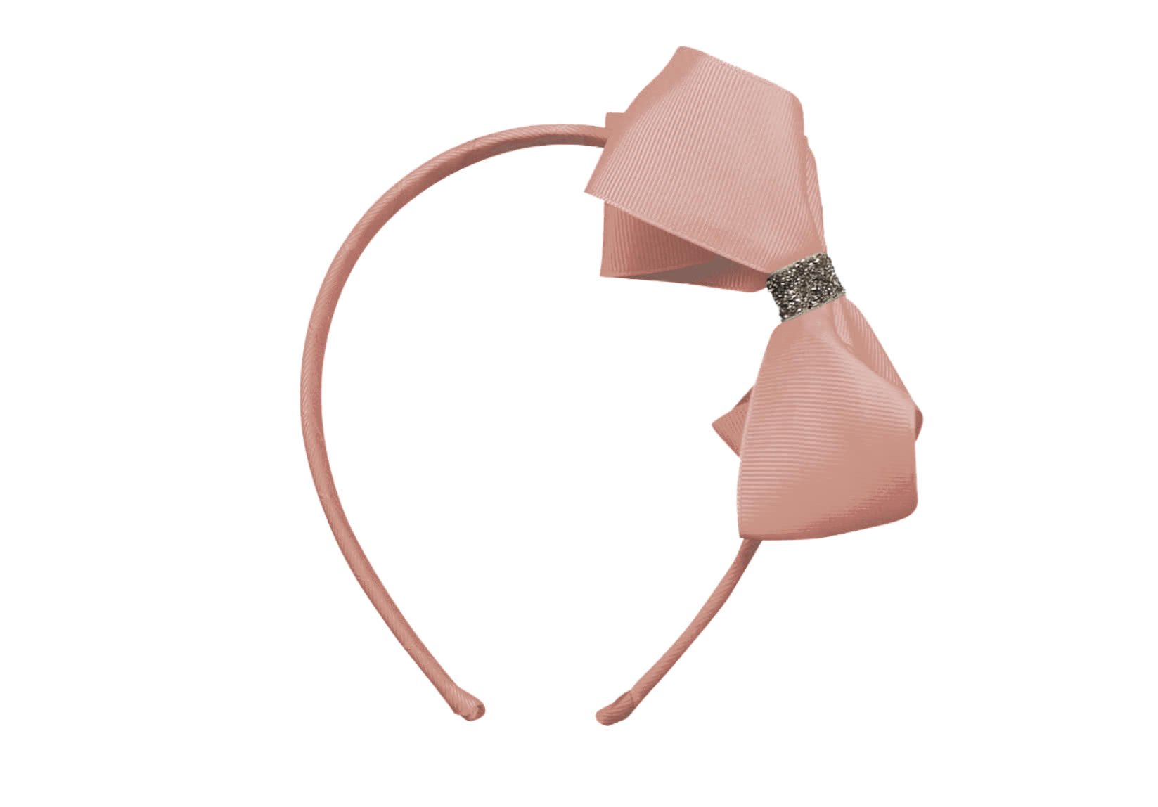 Large Boutique Bow – Hairband – Glitter Collection