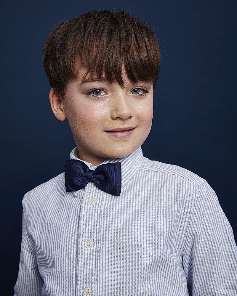 Grosgrain boys bow ties