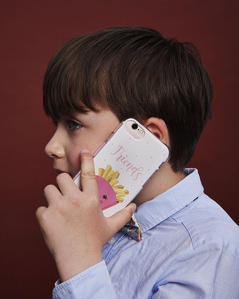 boy kids iphone case