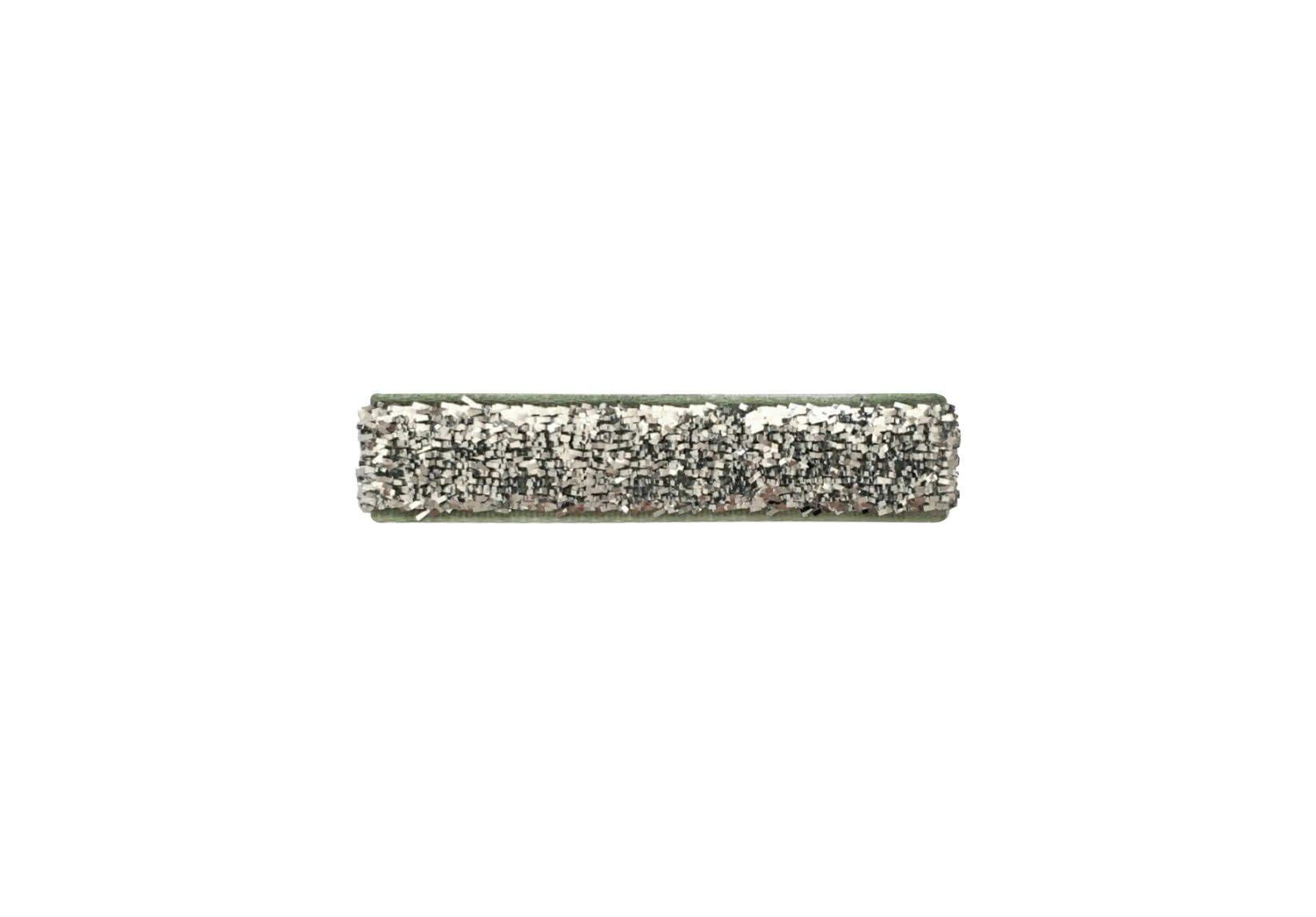 Small Glitter Covered Alligator Clip – Glitter Collection
